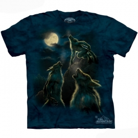 The Mountain tshirt gothique 3 Werewolf Moon