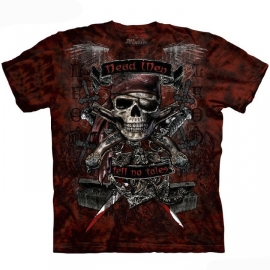 The Mountain tshirt gothique Dead Men