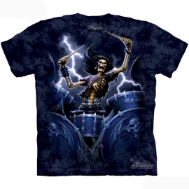 The Mountain tshirt gothique Death Drummer