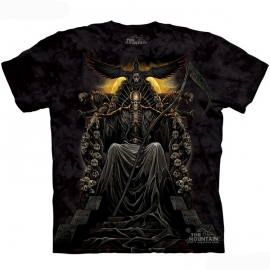 The Mountain tshirt gothique death throne