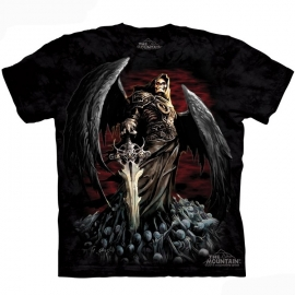 The Mountain tshirt gothique death wish