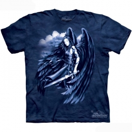 The Mountain tshirt gothique fallen angel