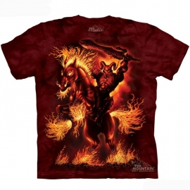 The Mountain tshirt gothique God of War