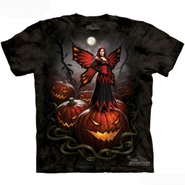 The Mountain tshirt gothique Halloween Fairy