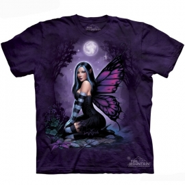 The Mountain tshirt gothique night fairy