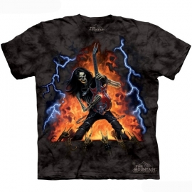 The Mountain tshirt gothique Play with Fire