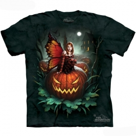 The Mountain tshirt gothique pumpkin fairy