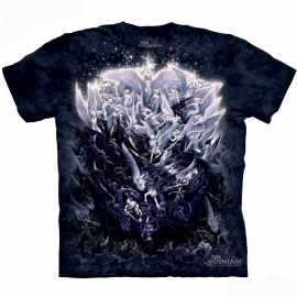 The Mountain tshirt gothique The War
