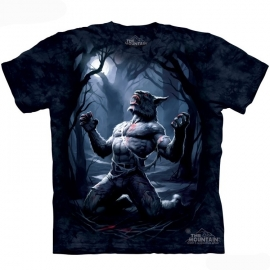 The Mountain tshirt gothique transformation