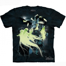 The Mountain tshirt gothique zombies ghosts