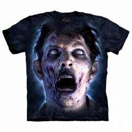 The Mountain tshirt Moonlit Zombie