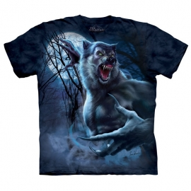 The Mountain tshirt Ripped Werewolf