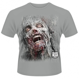 T-Shirt The Walking Dead Walker Face