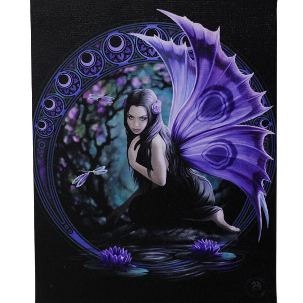 Toile sur chassis gothique anne stokes naiad - Toile sur chassis ...