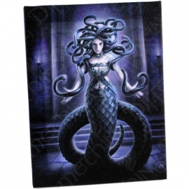 toile sur chassis gothique anne stokes Serpents Spell