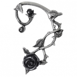 Tour d'Oreille Alchemy Gothic Wild Black Rose E410