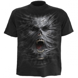 tshirt gothique spiral direct darkside unleashed