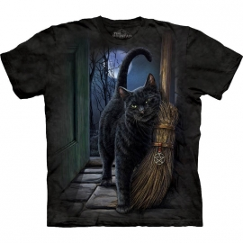 The Mountain tshirt gothique A Brush With Magic 105762