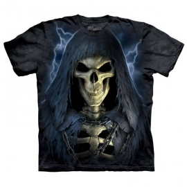 The Mountain tshirt gothique Death in Chains 103651
