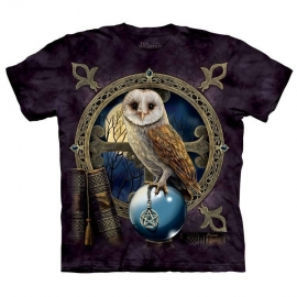 The Mountain tshirt gothique Spellkeeper 103815