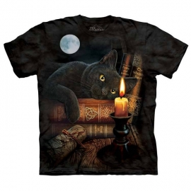 The Mountain tshirt gothique The Witching Hour 103825
