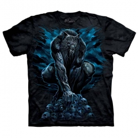 The Mountain tshirt gothique Werewolf Rising 103704