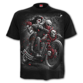 T-Shirt Spiral Direct Dotd Bikers  tshirt SPIRAL DIRECT D081M101