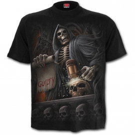 Spiral Direct T-shirt Judge Reaper