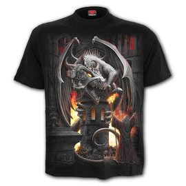 Spiral Direct Keeper of the Fortress  t-shirt SPIRAL DIRECT T146M101