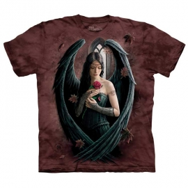 The Mountain tshirt Angel Rose