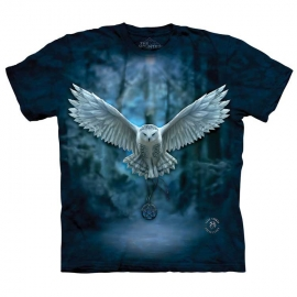 The Mountain tshirt gothique Awaken your Magic 104893