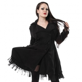 Veste Gothique Poizen Industries Mistress