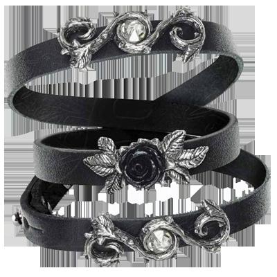 bijoux gothique femme argent